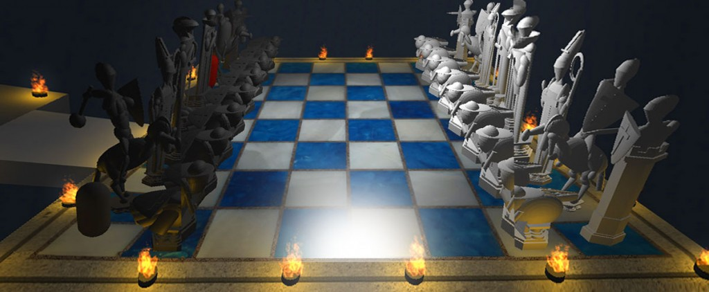 Harry Potter Wizards Chess VR